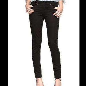 Gap 1969 Black Leggins Jeans